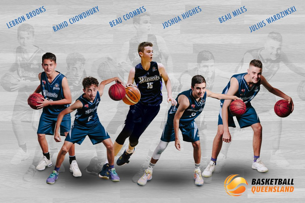 Basketball Qld U16 State Performance Program Northside Wizards Basketball
